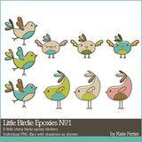 Little Birdie Epoxies No. 01