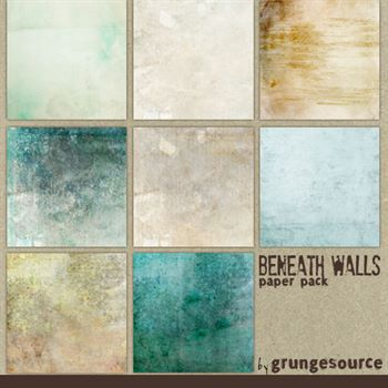 Beneath Walls Paper Pack No. 01