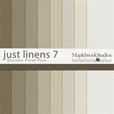 Just Linens Paper Pack No. 07