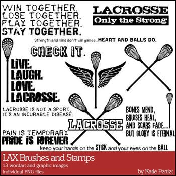 Lax Brushes And Stamps