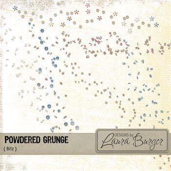 Powdered Grunge Bitz