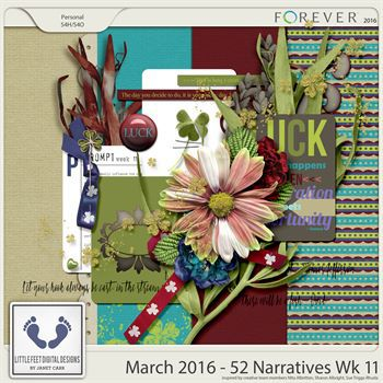 52 Narratives - March Week 11