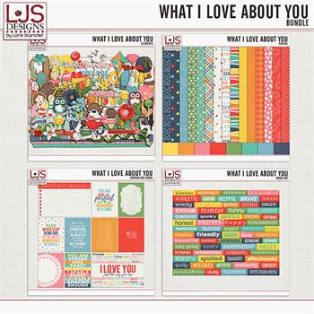 What I Love About You - Bundle