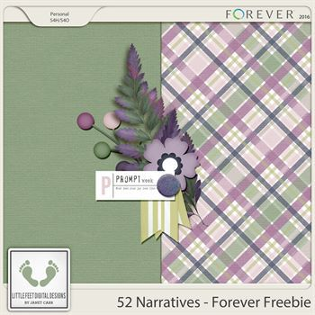 52 Narratives - Forever Freebie