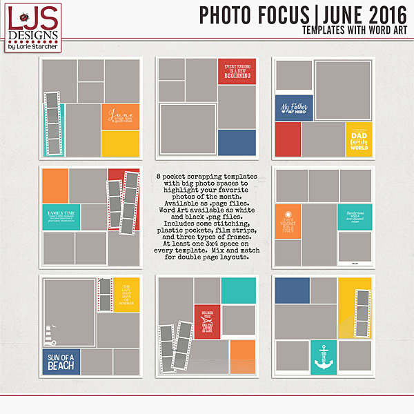 Photo Focus - May 2016
