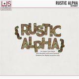 Rustic Alpha
