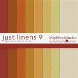 Just Linens Paper Pack No. 09