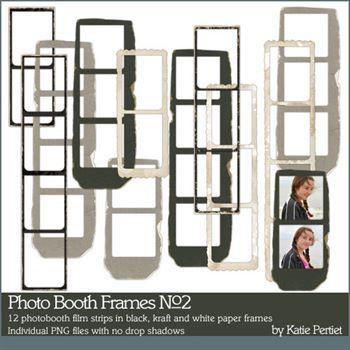 Photobooth Frames No 02 Digital Art
