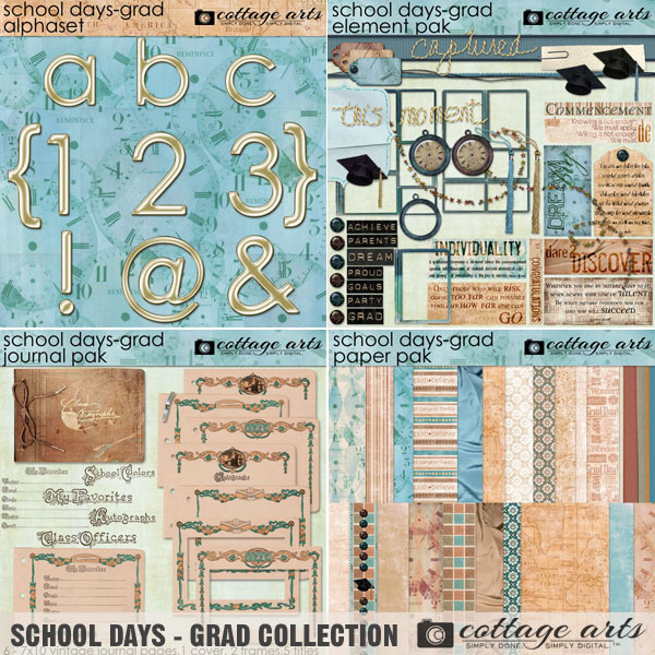 School Days - Grad Collection