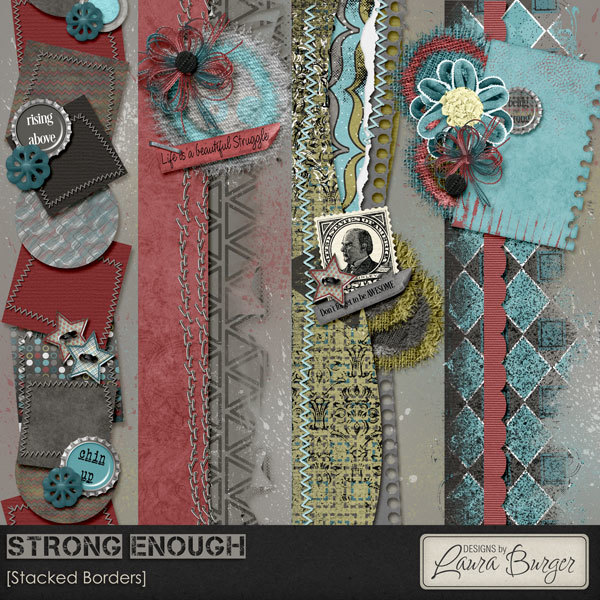 Strong Enough Stacked Borders