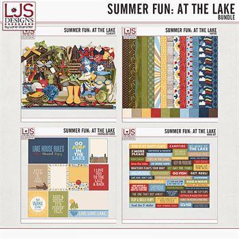 Summer Fun - At The Lake - Bundle