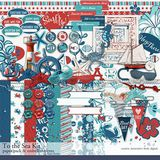 To The Sea Scrapbooking Kit