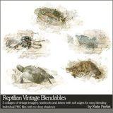 Reptilian Vintage Blendables