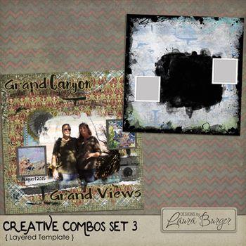 Creative Combo Set 3