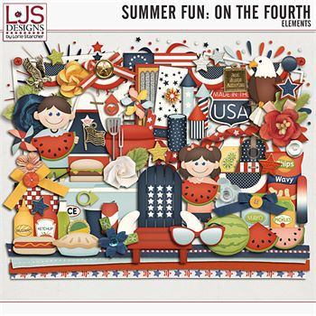 Summer Fun - On The Fourth - Elements