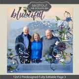 12 X 12 Predesigned Editable Page 3