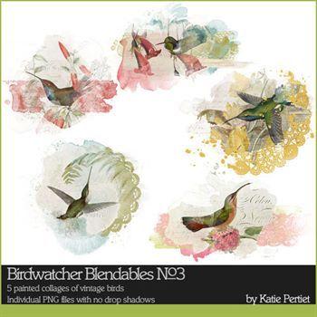 Birdwatcher Blendables No. 03