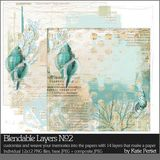 Blendable Layers No. 02