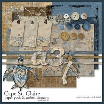 Cape St. Claire Kit