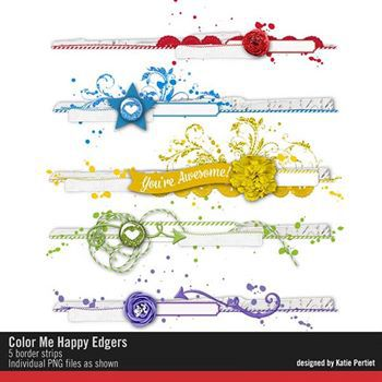 Color Me Happy Edgers
