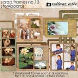 Scrap.Frames 13 – Storyboards