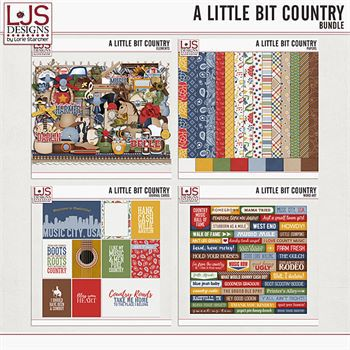 A Little Bit Country - Bundle