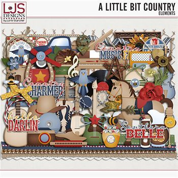 A Little Bit Country - Elements