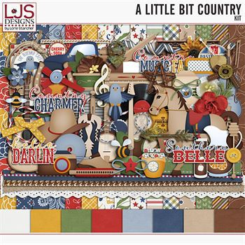 A Little Bit Country - Kit