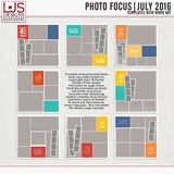 Photo Focus - July 2016