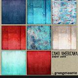 Camo Americana Paper Pack