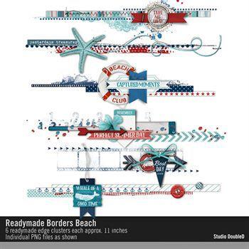 Readymade Borders Beach