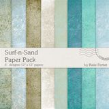 Surf-n-sand Paper Pack