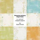 Botanical Artistry Paper Pack