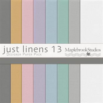 Just Linens Paper Pack No. 13
