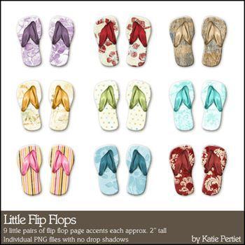 Little Flip Flops