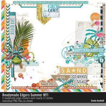 Readymade Edgers Summer No. 01