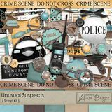 Usual Suspects Scrap Kit