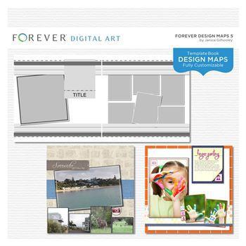 Forever Design Maps 5