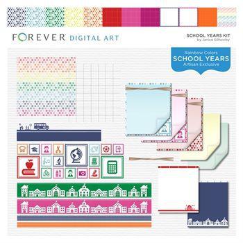 School Years Kit
