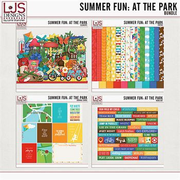 Summer Fun - At The Park - Bundle