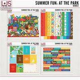 Summer Fun - At The Park - Bundle