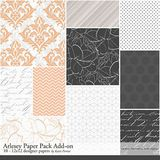 Arlesey Add-on Paper Pack