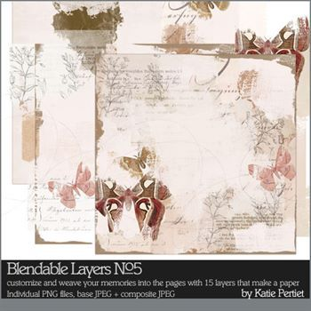 Blendable Layers No. 05