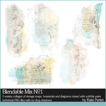 Blendable Mix No. 01