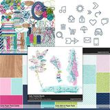 Cully Scrapbooking Collection