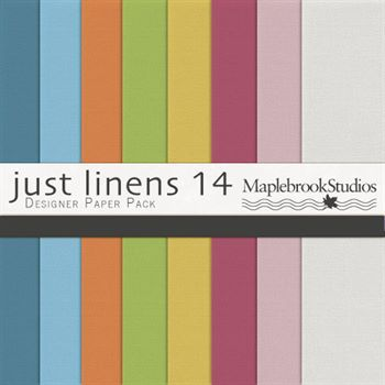 Just Linens Paper Pack No. 14