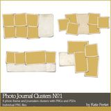 Photo And Journal Clusters No. 01
