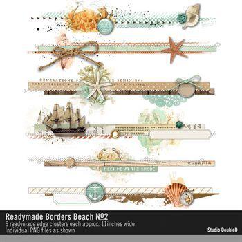 Readymade Borders Beach No. 02