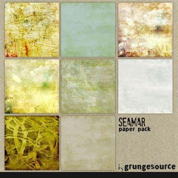 Seamar Paper Pack