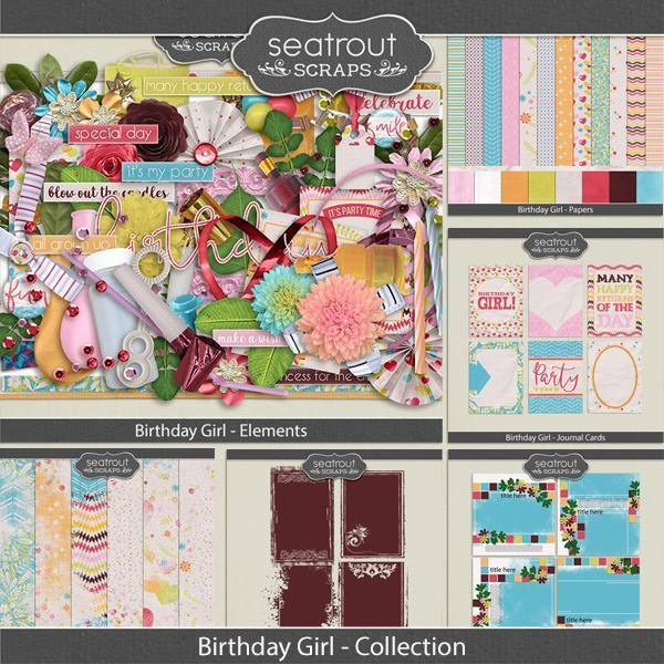 Birthday Girl Discounted Bundle